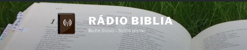 Rádio Biblia online